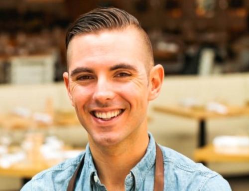 Chef Jeff…Tartinage à l'Ail Noir (anglais)