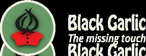 Black Garlic Ail Noir Logo